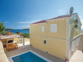 6 bedroom Villa in Prizba, Dubrovacko-Neretvanska Zupanija, Croatia : ref 556313