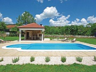 4 bedroom Villa in Granicici, Splitsko-Dalmatinska Zupanija, Croatia : ref 55623