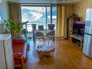 Cozy Olympic apartment
