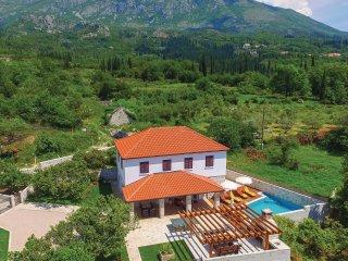 5 bedroom Villa in Zastolje, Dubrovacko-Neretvanska Zupanija, Croatia : ref 5561