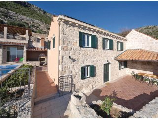 6 bedroom Villa in Brsecine, Dubrovacko-Neretvanska Zupanija, Croatia : ref 5561
