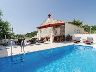 3 bedroom Apartment in Soline, Dubrovacko-Neretvanska Zupanija, Croatia : ref 55