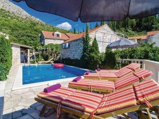 3 bedroom Villa in Trsteno, Dubrovacko-Neretvanska Zupanija, Croatia : ref 55618