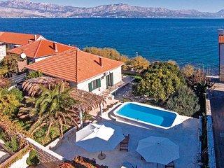 4 bedroom Villa in Postira, Splitsko-Dalmatinska Zupanija, Croatia : ref 5561784