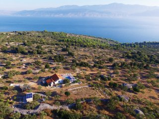 3 bedroom Villa in Postira, Splitsko-Dalmatinska Zupanija, Croatia : ref 5561740