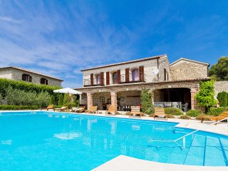 8 bedroom Villa in Baratto, Istria, Croatia : ref 5561680