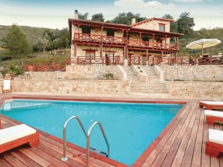 4 bedroom Villa in Drymonari, West Greece, Greece : ref 5561631