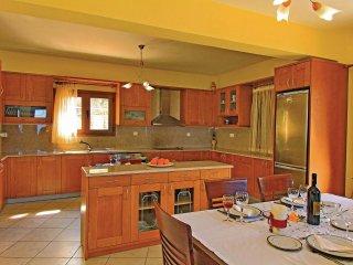 5 bedroom Villa in Milatos, Crete, Greece : ref 5561564