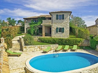 4 bedroom Villa in Jakići, Istria, Croatia : ref 5561493