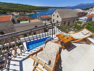 5 bedroom Villa in Povlja, Splitsko-Dalmatinska Zupanija, Croatia : ref 5561347