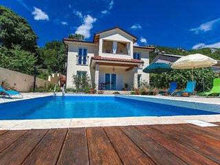 4 bedroom Villa in Sveti Vid-Miholjice, Primorsko-Goranska A1/2upanija, Croatia :