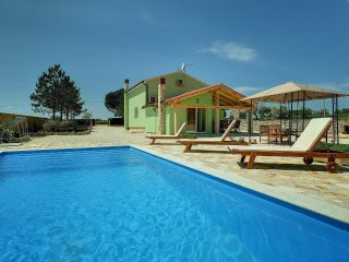 2 bedroom Villa in Cabrunici, Istria, Croatia : ref 5561239