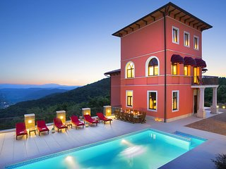 6 bedroom Villa in Oprtalj, Istria, Croatia : ref 5561223
