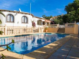 3 bedroom Villa in Benitachell, Valencia, Spain : ref 5561132