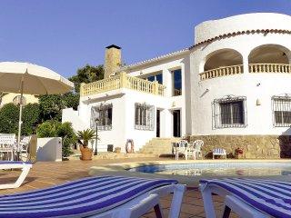 6 bedroom Villa in Xabia, Valencia, Spain : ref 5561123