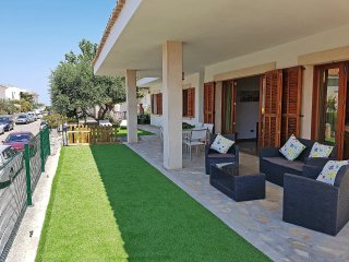 4 bedroom Villa in Playa de Muro, Balearic Islands, Spain : ref 5561043