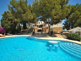 6 bedroom Villa in Xabia, Valencia, Spain : ref 5560887