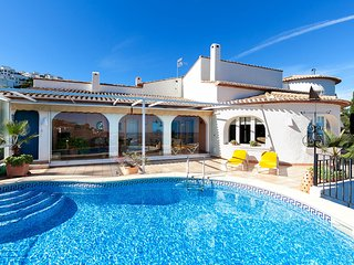 5 bedroom Villa in Monte Pego, Valencia, Spain : ref 5560855