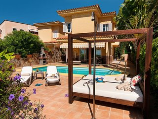 4 bedroom Apartment in San Agustin, Canary Islands, Spain : ref 5560812