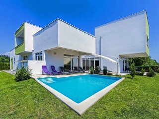 4 bedroom Villa in Zminj, Istria, Croatia : ref 5560521