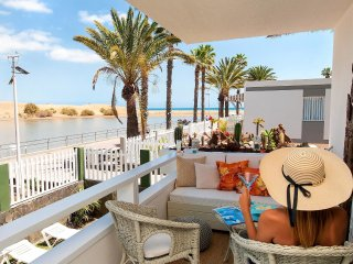 2 bedroom Apartment in Meloneras, Canary Islands, Spain : ref 5560393