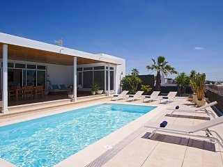 3 bedroom Villa in Puerto Calero, Canary Islands, Spain : ref 5560239