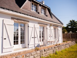 5 bedroom Villa in Carnac-Plage, Brittany, France : ref 5560192