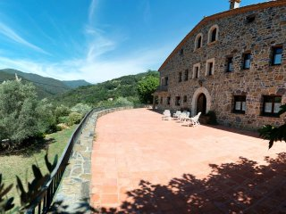 5 bedroom Villa in Montseny, Catalonia, Spain : ref 5560161