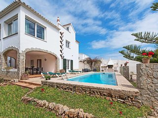 6 bedroom Villa in Punta Grossa, Balearic Islands, Spain : ref 5559565