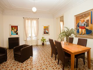 4 bedroom Apartment in Eixample, Catalonia, Spain : ref 5559455