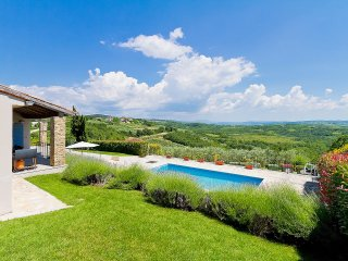 4 bedroom Villa in Gornje Baredine, Istria, Croatia : ref 5559396