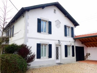 4 bedroom Villa in Biarritz, Nouvelle-Aquitaine, France : ref 5559379
