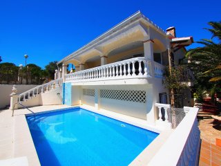 4 bedroom Villa in Mas Fumats, Catalonia, Spain : ref 5559360
