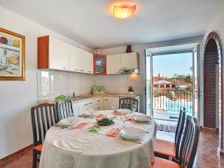 4 bedroom Villa in Rovinjsko Selo, Istria, Croatia : ref 5559331