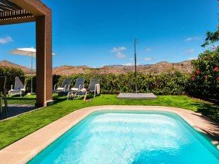 2 bedroom Villa in El Salobre, Canary Islands, Spain : ref 5559036