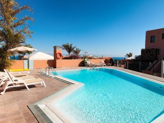 2 bedroom Villa in El Salobre, Canary Islands, Spain : ref 5559035