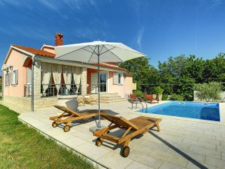 4 bedroom Villa in Marcana, Istria, Croatia : ref 5558936