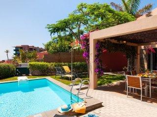 2 bedroom Villa in El Salobre, Canary Islands, Spain : ref 5558837