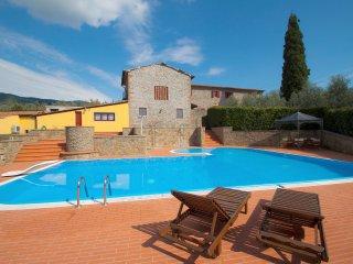 7 bedroom Villa in Valinardi, Tuscany, Italy : ref 5558583