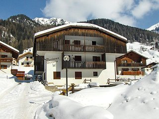2 bedroom Apartment in Canazei, Trentino-Alto Adige, Italy : ref 5558146