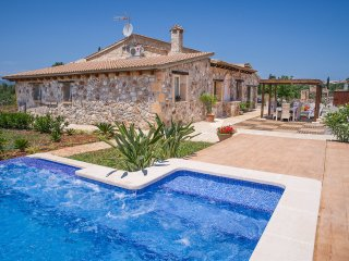 4 bedroom Villa in Muro, Balearic Islands, Spain : ref 5558108
