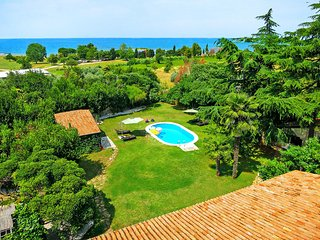 4 bedroom Villa in Zambratija, Istria, Croatia : ref 5558083