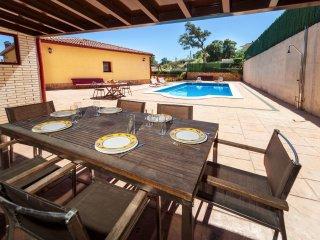 5 bedroom Villa in Caules, Catalonia, Spain : ref 5557861