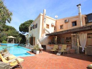 7 bedroom Villa in San Pietro a Mare, Sardinia, Italy : ref 5557856