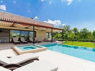 4 bedroom Villa in Sveti Petar u Sumi, Istria, Croatia : ref 5557830