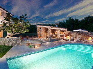 5 bedroom Villa in Valhova, Istria, Croatia : ref 5557772