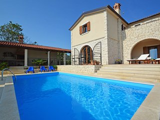 4 bedroom Villa in Cabrunici, Istria, Croatia : ref 5557706