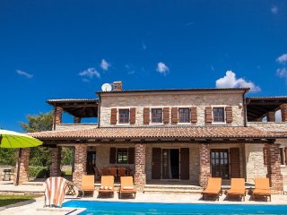 4 bedroom Villa in Heraki, Istria, Croatia : ref 5557697