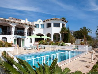 5 bedroom Villa in Altea la Vella, Valencia, Spain : ref 5557655
