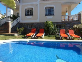 6 bedroom Villa in San Juan de Capistrano, Andalusia, Spain : ref 5557611
